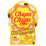 Chupa Chups BATH POWDER Orange Cream Soda / KIYOU JOCHUGIKU