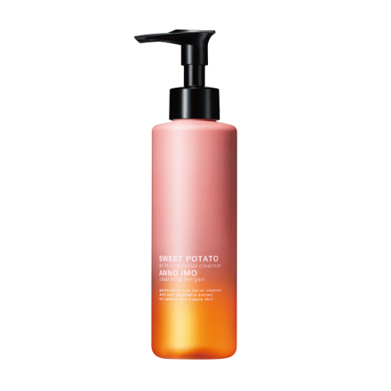 Sweet Potato All in One Facial Cleanser / @cosme nippon