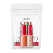 GIRL meets GIRL NAILS & RING 13 (Natural Charm set) / INTEGRATE