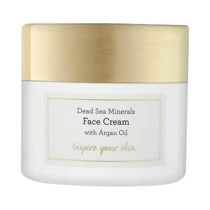 Dead Sea Minerals Face Cream