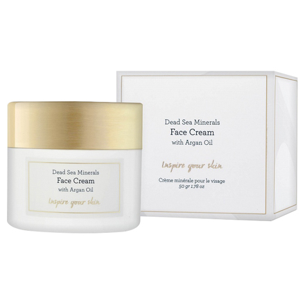 Dead Sea Minerals Face Cream / Laline
