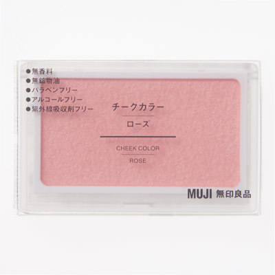 Cheek Color / MUJI