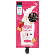 BJ Beautiful Skin Makgeolli Face Mask (Strawberry) / Beauty World
