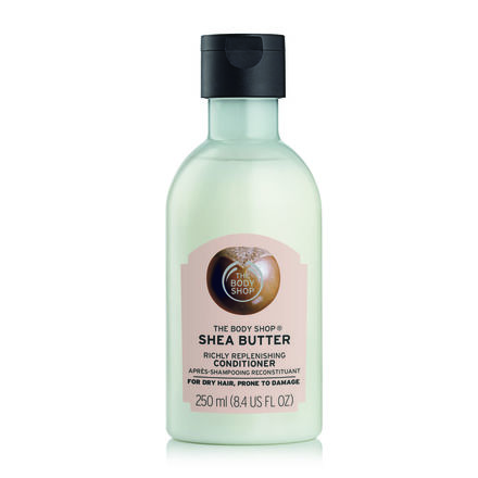 The Body Shop Richly Replenishing Shea Butter Shampoo/Conditioner / THE BODY SHOP