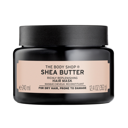 The Body Shop Richly Replenishing Shea Butter Hair Mask / THE BODY SHOP