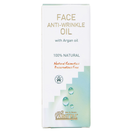 Face Anti-Wrinkle Oil with Argan Oil / ARGITAL