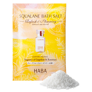 SQUALANE BATH SALT REFRESH & SLIMMING