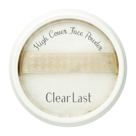 High Cover Face Powder UV Ochre a / Clear Last