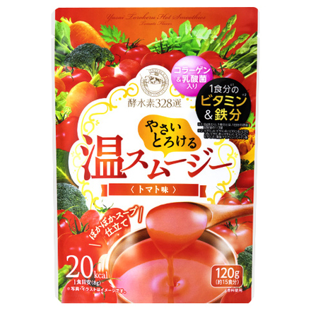 Hydroxylase 328 Vegetable Hot Smoothie Tomato Flavor  / JFRONTIER