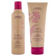 cherry almond softening shampoo / conditioner / AVEDA
