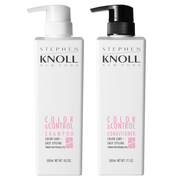 COLOR CONTROL SHAMPOO/CONDITIONER / STEPHEN KNOLL