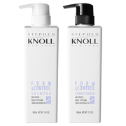FORM CONTROL SHAMPOO/CONDITIONER / STEPHEN KNOLL