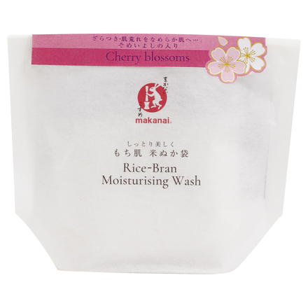 Rice-Bran Moisturizing Mask (Sakura)