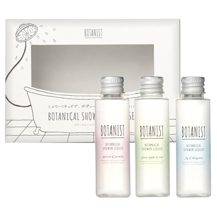 Botanical Shower Liquid Set / BOTANIST