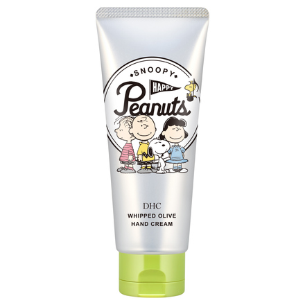 Whipped Olive Hand Cream [Snoopy] / DHC