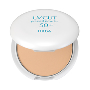 UV CUT Pressed Powder 50+ / HABA