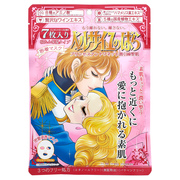 Princess Antoinette Highly Adhesive Sheet Mask /  La Rose de Versailles