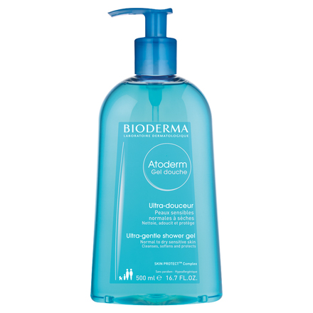 Atoderm Ultra-Gentle Shower Gel / BIODERMA