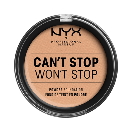 CAN'T STOP WON'T STOP POWDER FOUNDATION / NYX Professional Makeup