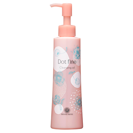 Dot fine Cleansing Oil / HOUSE OF ROSE