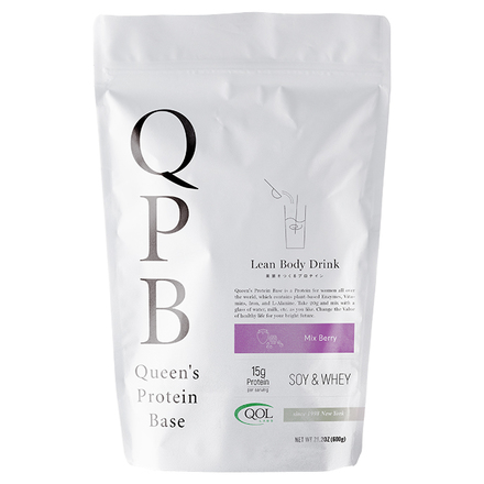 QPB/Queen's Protein Base / Qualify of Diet Life