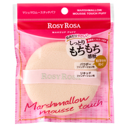 Marshmallow Mousse Touch Makeup Puff / ROSY ROSA
