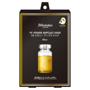 VITAMIN AMPOULE MASK / JMsolution -Japan-