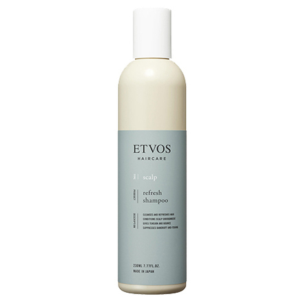 refresh shampoo / ETVOS