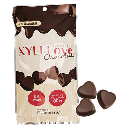 XYLI-LOVE Chocolate / okuchi no semmonten