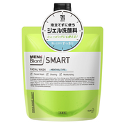 SMART GEL FACIAL WASH (MENTHOL TYPE) / Men's Biore