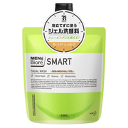 SMART GEL FACIAL WASH (NON-MENTHOL TYPE) / Men's Biore