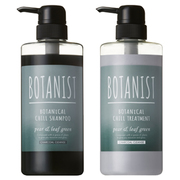 BOTANICAL CHILL SHAMPOO / TREATMENT (CHARCOAL CLEANSE) / BOTANIST