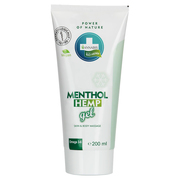 MENTHOL HEMP GEL SKIN & BODY MASSAGE / ANNABIS