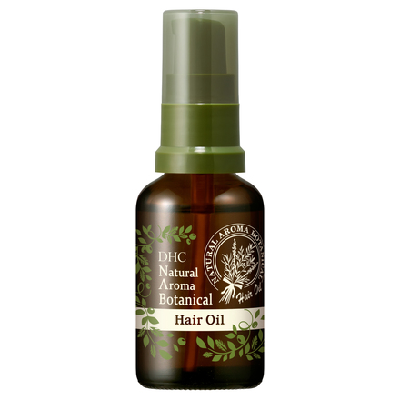 Natural Aroma Botanical Hair Oil / DHC