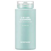 SECRETMUSE 2 IN 1 GEL CLEANSING