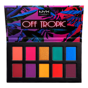 OFF TROPIC SHADOW PALETTE / NYX Professional Makeup