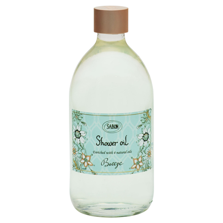 Shower Oil Breeze / SABON
