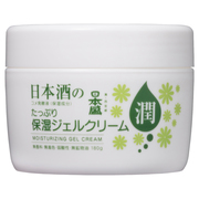 Japanese Sake Moisturizing Gel Cream