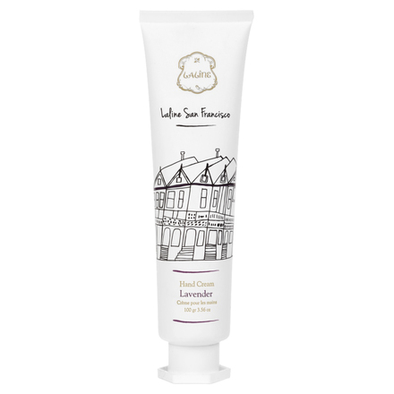 San Francisco Limited Edition Lavender Hand Cream / Laline