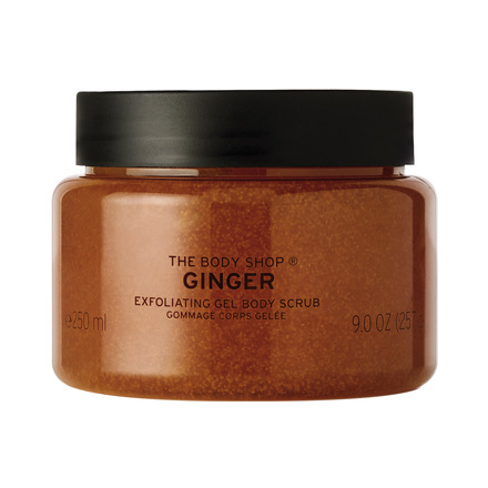 Body Scrub Ginger / THE BODY SHOP