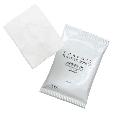 CLEANSING SHEET / CHACOTT FOR PROFESSIONALS