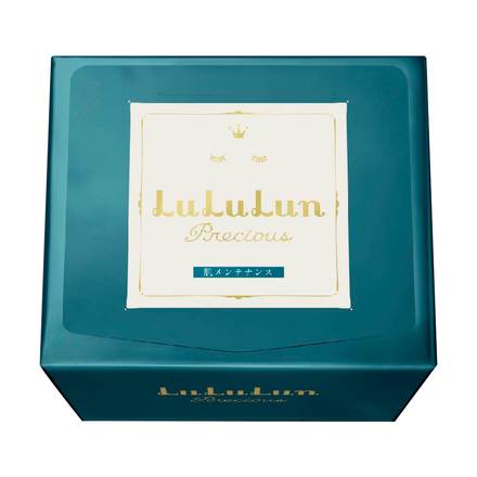 Lululun Precious GREEN Skin Maintenance GREEN