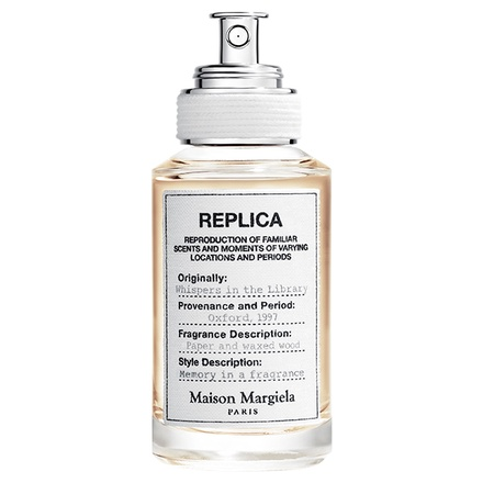 REPLICA Whispers in the Library 淡香水 / Maison Margiela Fragrances
