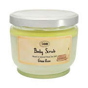 Body Scrub (Green Rose)