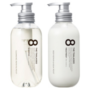 8 THE THALASSO CLEANSING REPAIR & MOIST SHAMPOO / DEEP REPAIR & AQUA MOIST TREATMENT / STELLA SEED