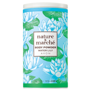 nature&marche Body Powder Water Lily  / FMG & MISSION