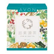 毎日のお茶で美容と健康を。「巡美源茶」 / エイボン