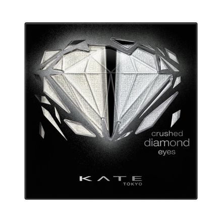 crushed diamond eyes / KATE