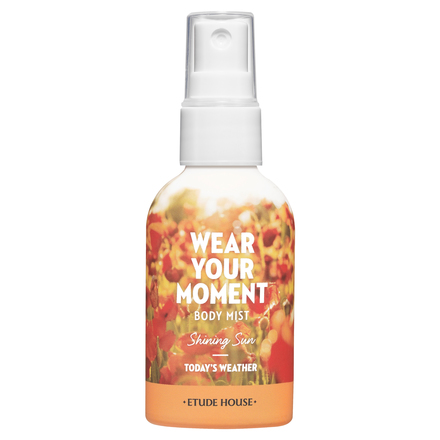 Wear Your Moment Body Mist #Shining Sun / ETUDE HOUSE