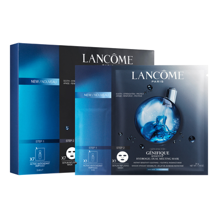 GENIFIQUE ADVANCED HYDROGEL DUAL MELTING MASK / LANCÔME